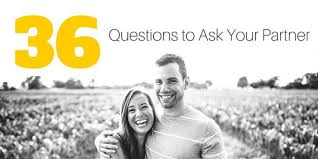 36 questions to ask your partner the huffington post