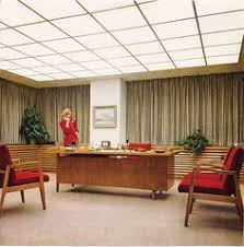 vintage ad corning glass great mid century modern office decor ca 1960 mad men century office