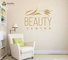 <b>YOYOYU Wall Decal</b> Girls Beauty Center <b>Vinyl Wall Stickers</b> Spa ...