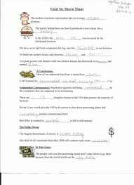 food inc video notes melissa salas food inc