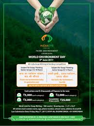 environmentdayposter aw jpg eye ihro to celebrate world environment day pomp and gaiety