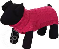 Купить <b>Свитер для собак Rukka</b> Wooly Knitwear розовый размер ...