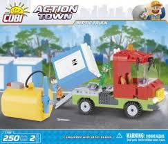 "Пластиковый <b>конструктор COBI</b> ""<b>Septic</b> Truck"" с фигурками - COBI ..."