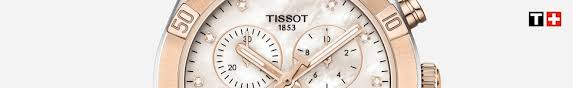 <b>New luxury watches</b> for ladies - Tissot