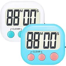 <b>Kitchen</b> & Dining 4 Pack <b>Digital Kitchen Timer</b> Strong <b>Magnetic</b> ...
