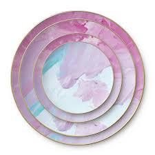 """<b>Тарелка</b> """"<b>Фламинго</b>"""": в продаже Посуда - Serviz.boutique"""