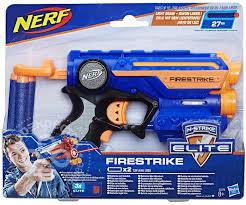 Купить <b>Игрушка Hasbro</b> Бластер <b>Nerf</b> Elite Firestrike с доставкой ...