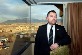 albuquerque new news photos and pictures albuquerque adrian montoya general manager of hotel albuquerque in the presidential suite greg
