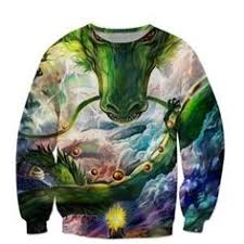 <b>Anime Naruto Sweatshirt</b> 3D Print Pullover (upsize recommended ...