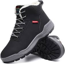 ZUTAIUS <b>Mens Snow Boots Fashion</b> Winter Sneakers Outdoor ...