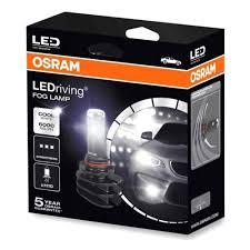 <b>Лампа</b> светодиодная <b>OSRAM</b> LED <b>H10 12V</b> LED 6000K FOG ...