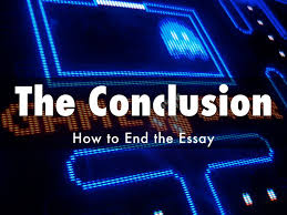 the essay by sidney jones jr the conclusion