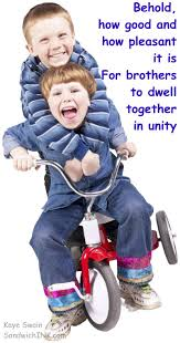Unity Is Vital for the Whole Sandwich Generation Family ... via Relatably.com