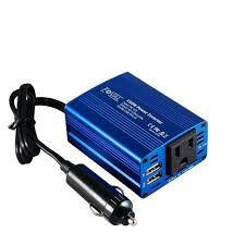 Automotive Parts & Accessories <b>Car Inverter</b> 150W DC <b>12V</b> to 110V ...