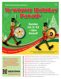 newtown holiday parade info newtown holiday parade info