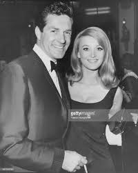 barbara bouchet stock photos and pictures getty images actors hugh o brian and barbara bouchet arriving at the premiere of the movie