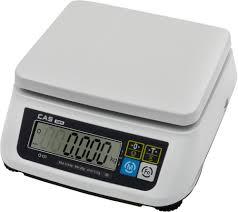 <b>Весы CAS SWN-6C</b>-DD (245x280x110 мм , платф 226x187 мм, до ...
