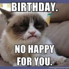 Grumpy Cat Birthday Meme Generator | 36561706.jpg | All Grumpy Cat ... via Relatably.com