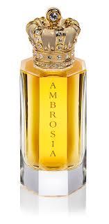 <b>AMBROSIA</b>   <b>Royal Crown</b> Perfumes