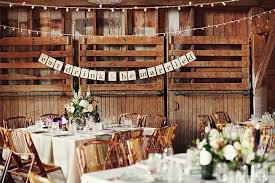 eat drink and be married barns barn wedding lights