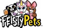 Мягкая игрушка <b>Feisty</b> Pets «Злой / Добрый Кот» / 22 см.