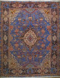 Image result for blue persian rug