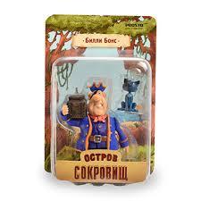 <b>Фигурка</b> «Билли Бонс. Остров Сокровищ», <b>PROSTO toys</b>, Россия ...