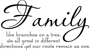 Family quotes - Families are like fudge — mostly sweet with a few nuts via Relatably.com