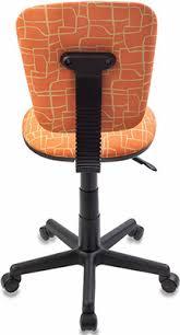 <b>Кресло Бюрократ CH-204NX/GIRAFFE оранжевый</b> жираф купить ...