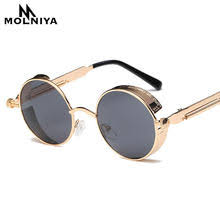 Round <b>Steampunk Sunglasses</b> for Men Promotion-Shop for ...