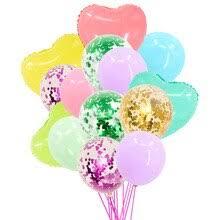 MaCaron сердце <b>воздушный шар &quot</b>;Конфетти&quot