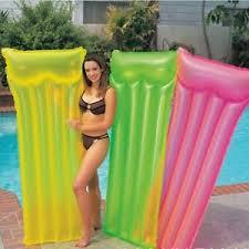 <b>Inflatable</b> Air <b>Pool Float Anti</b>-<b>slip</b> Floating Mat Raft Summer Beach ...
