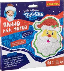 """Набор для росписи <b>Bondibon</b> """"<b>Панно Дед Мороз</b>"""" — купить в ..."""