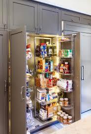 spacious kitchen pantry ideas