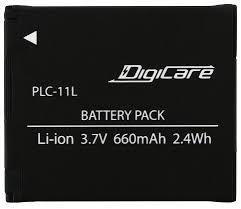 <b>Аккумулятор</b> для цифрового фотоаппарата <b>DigiCare PLC</b>-<b>11L</b> ...