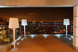 view in gallery balcony lighting ideas