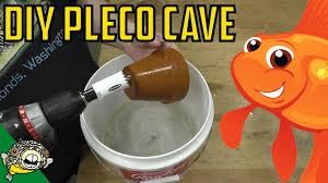DIY <b>Aquarium</b> Caves,Fish Caves, Pleco Caves, Dwarf Cichlid Caves ...