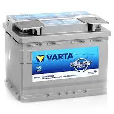 Аккумулятор VARTA Start-<b>Stop</b> Plus D52 купить недорого в ...