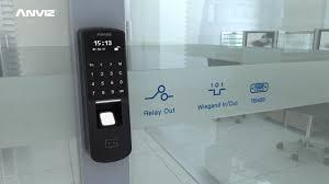 P7 PoE-Touch <b>Fingerprint</b> and <b>RFID Access</b> Control - YouTube