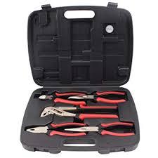 <b>5 pcs</b> Combination Pliers Tool <b>Set</b> 165 mm-240 mm Long: Amazon ...