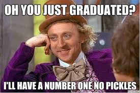 Graduation Meme | WeKnowMemes via Relatably.com