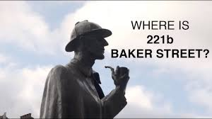 Where is <b>221b Baker Street</b>? - YouTube