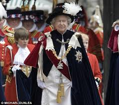 BRITISH ROYALTY AND SATANIC PRIME MINISTERS ... THE DRUID'S ORDER OF THE GARTER