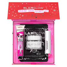 <b>Clear Skin</b> Goals Set - <b>GlamGlow</b> | MECCA.