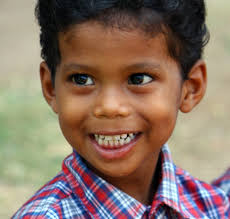 Amin Shaikh aged four years is a second-year student of Tej, Aseema's Pre-Primary class at the Santacruz (W) Municipal School. Amin lives with his parents ... - amin-ali