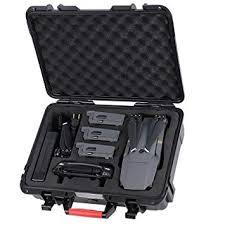 Smatree D600 Carry Case for DJI Mavic Pro Platinum/ <b>Battery</b> ...
