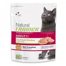 Влажный и <b>сухой корм Trainer Natural</b> для кошек и собак: рейтинг ...