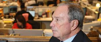 Michael Bloomberg Landing At Bloomberg View Post-Mayoralty - n-MICHAEL-BLOOMBERG-large570