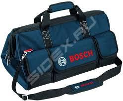Отзывы на <b>Сумка</b> для инструмента <b>Bosch</b> 1600A003BJ (синий ...