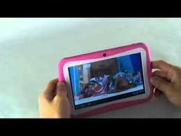 <b>7 Inch</b> Kids Safety Tablet, <b>Wifi</b> Dual Core android 4.4.2 with G ...